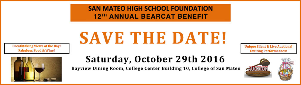 San Mateo High School Foundation News